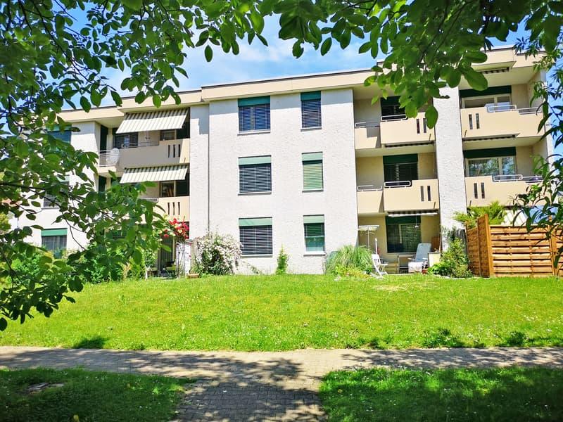 Attraktive Wohnung an idyllischer Wohnlage - Nähe Limmat!