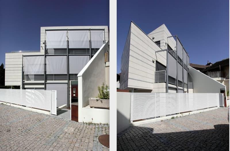 Maison d'architecte contemporaine  Vieux Chêne-Bourg