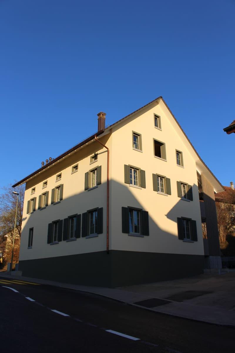 Repräsentatives Mehrfamilienhaus im Herzen des Zürcher Weinlandes