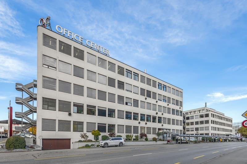 Volketswil Office Center - Voll ausgebautes Büro zu vermieten