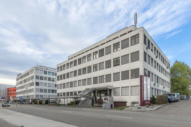 Volketswil Office Center - Voll ausgebaute Büros in diversen Grössen zu vermieten