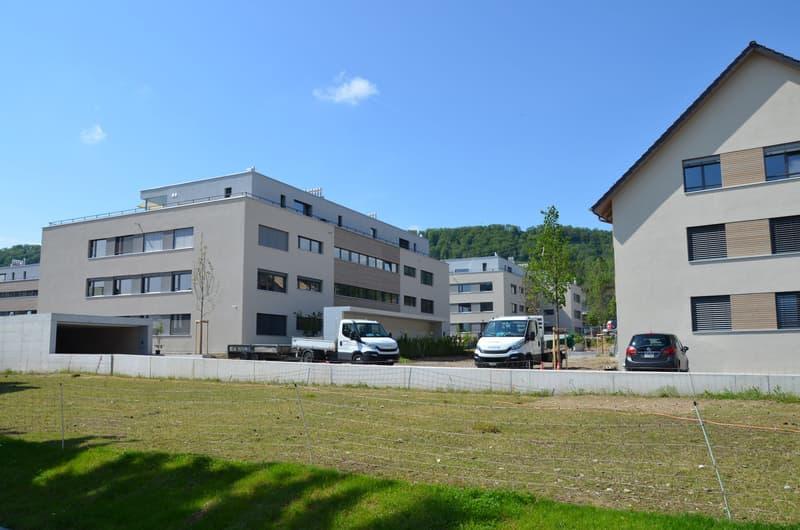 Tiefgaragenparkplatz in moderner und grosszügiger Tiefgarage (Neubau)