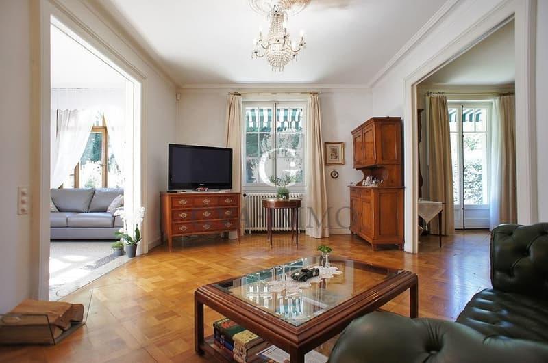 Magnifique hôtel particulier à quelques pas du centre ville de Genève