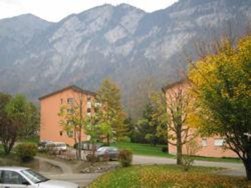 A proximité de Lavey-Les-Bains