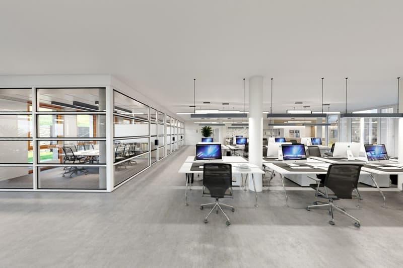 Exclusif à vendre Plateau divisible de 1'190 m2 de surfaces de bureaux