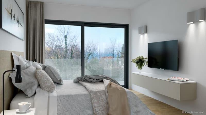 Magnifique projet de 6 villas à Anières - Permis en Force