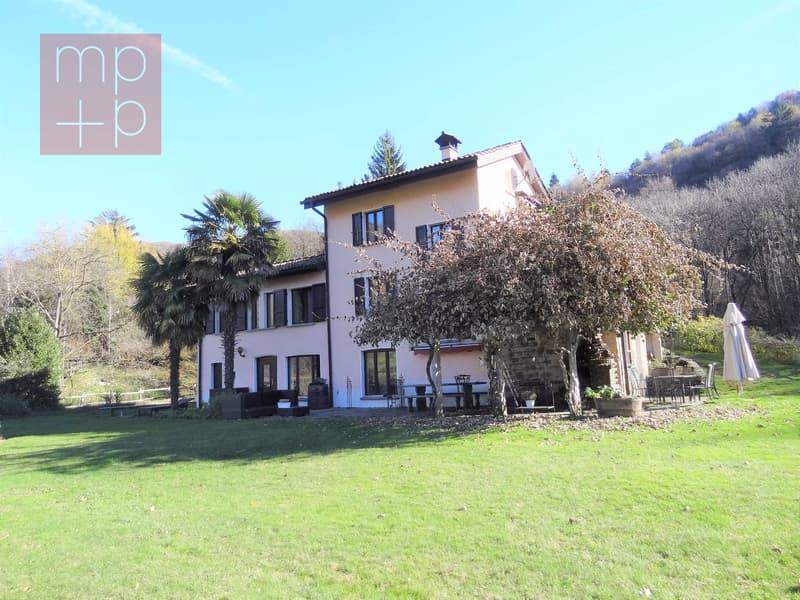Villa - Aranno (4)