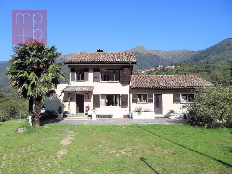 Villa - Aranno (1)