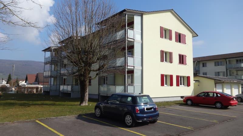 In Aarau Roher vermieten wir einen Abstellplatz