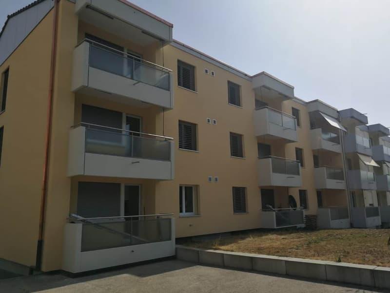Erstvermietung in total sanierter Liegenschaft - 3 1/2-Zimmerwohnung, Parterre links
