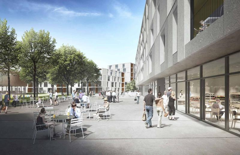 OASSIS - Venez vivre aux portes de Lausanne dès le printemps 2020