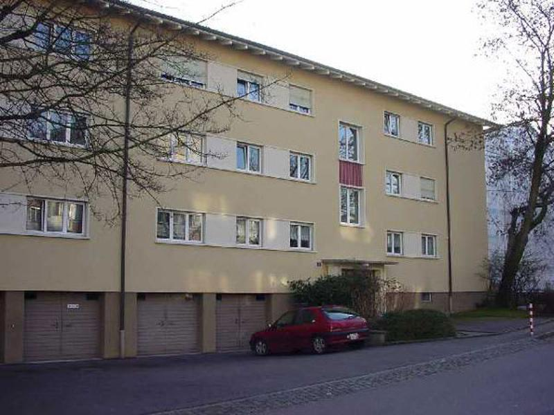 Grosse Einzel-Garage nähe Triemli gesucht? (2)