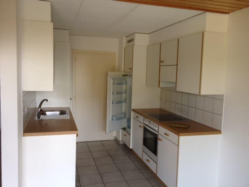 Appartement 102 m² de 4,5 p. 2ème étage situé entre Bulle et Châtel