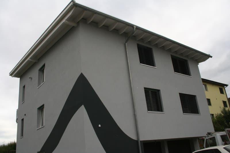 4 1/2-Zimmerwohng. zu vermieten in 2 Fam.Haus in Knutwil