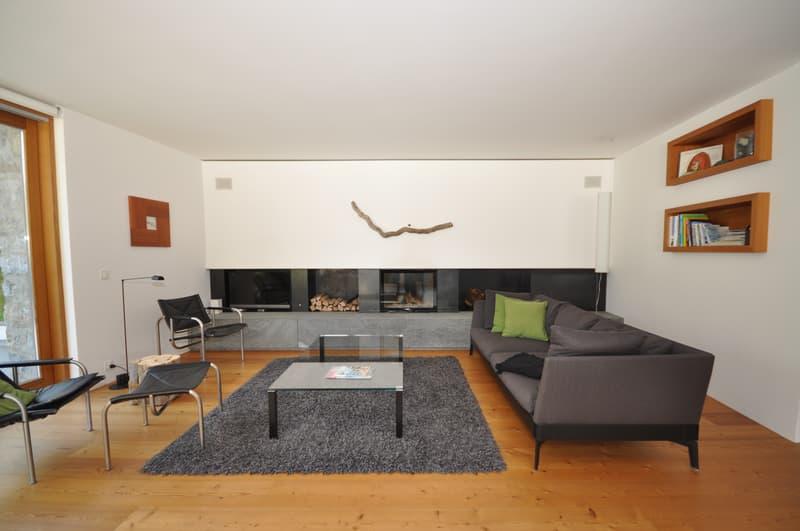 3.5-Zimmer-Wohnung in der Chasa Crap, Scuol (2)