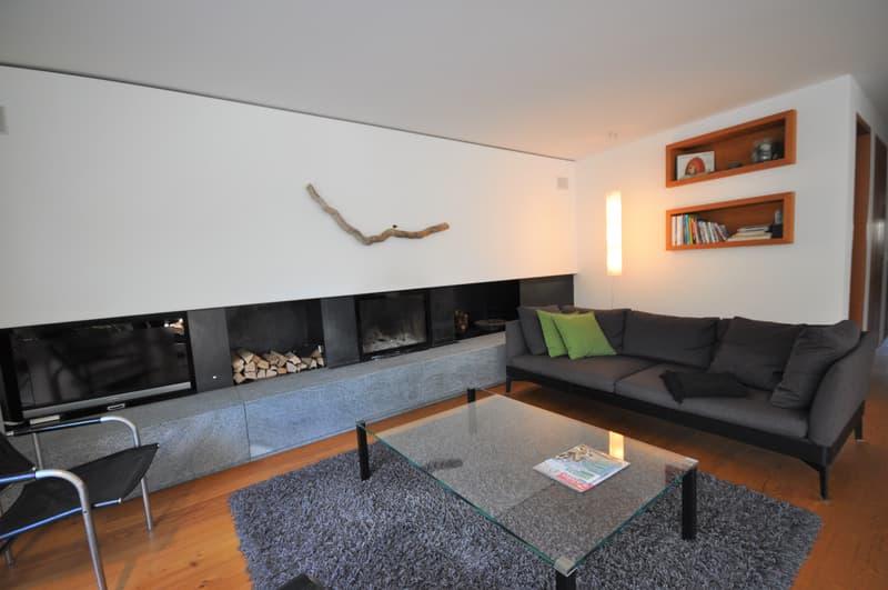 3.5-Zimmer-Wohnung in der Chasa Crap, Scuol (3)