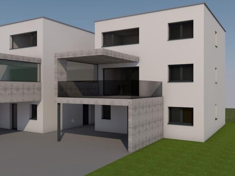 Nouveau projet de 4 villas en cours de construction