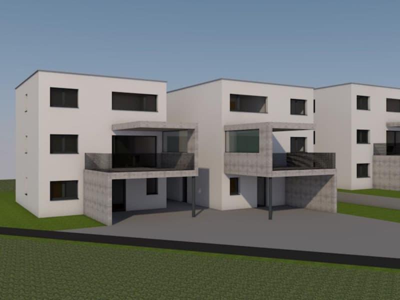 Nouveau projet de 4 villas individuelles