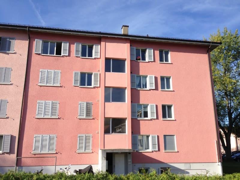 3-Zimmerwohnung, 2. Stock links