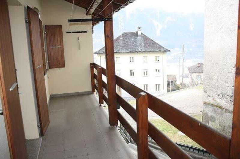 Balcone / Balkon