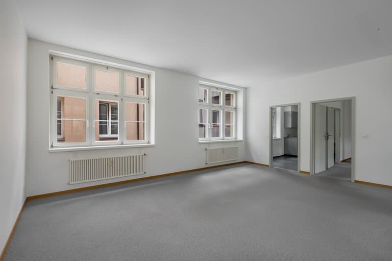 Bürofläche in repräsentativer Altstadtliegenschaft zu vermieten