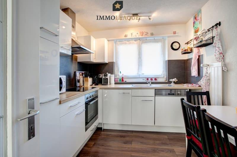 Küche mit moderner Ausstattung