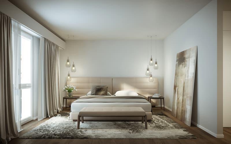 Splendido attico integralmente ristrutturato a Breganzona (3)