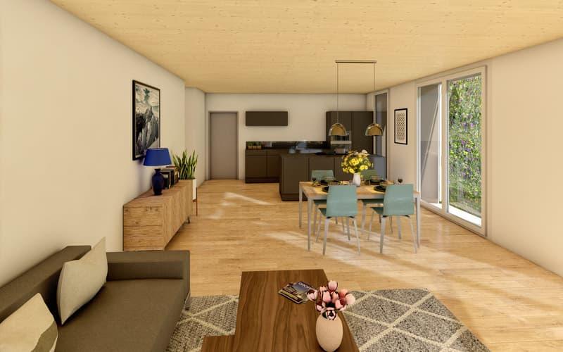 Entwickelt und gestaltet für Sie und Ihre Familie - Wohnung 3.G