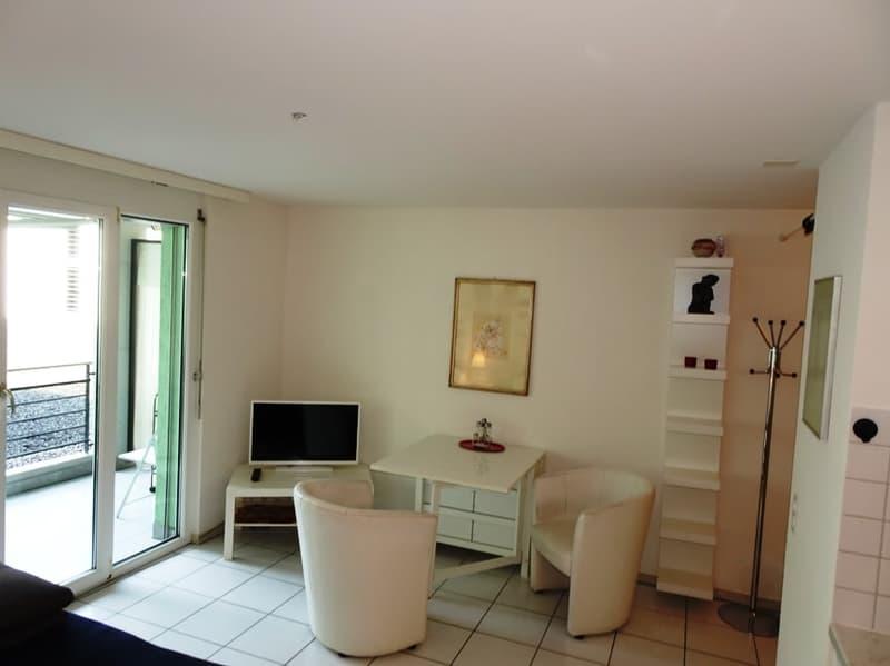 Studiowohnung mitten im Zentrum von Ascona (2)