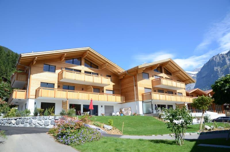 3.5-Zimmerwohnung im Zentrum von Grindelwald