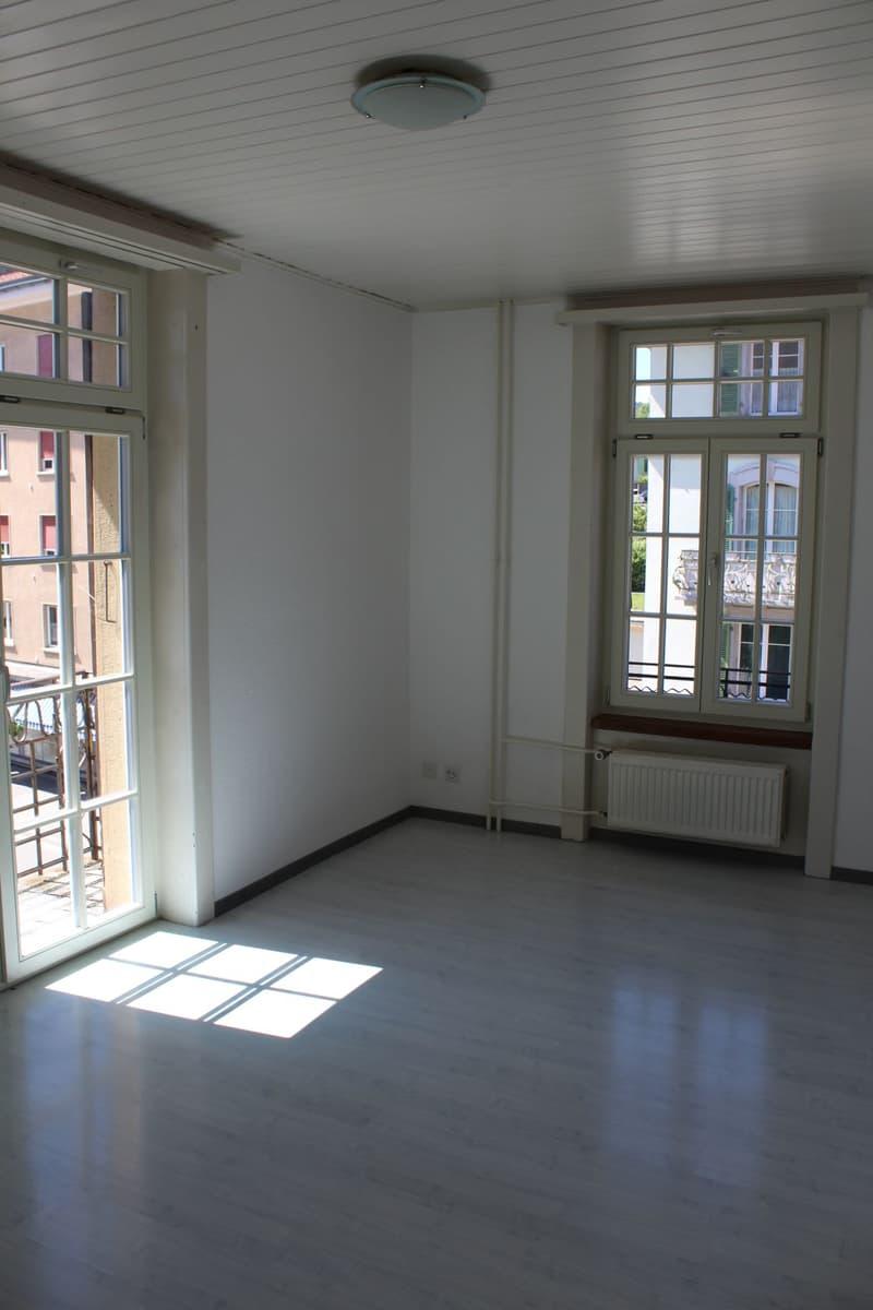 Appartement sympatique dans un immeuble historique