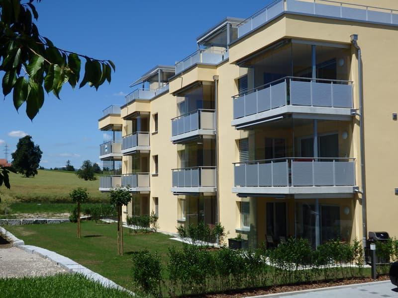 Brilliante Wohnung mit hoher Wohnqualität
