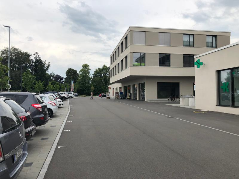 Freie Praxisfläche im Gesundheitszentrum Horn-West