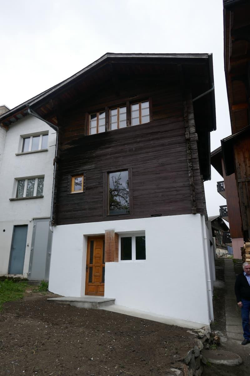 Gemütliche 2-Zimmerwohnung in Lax