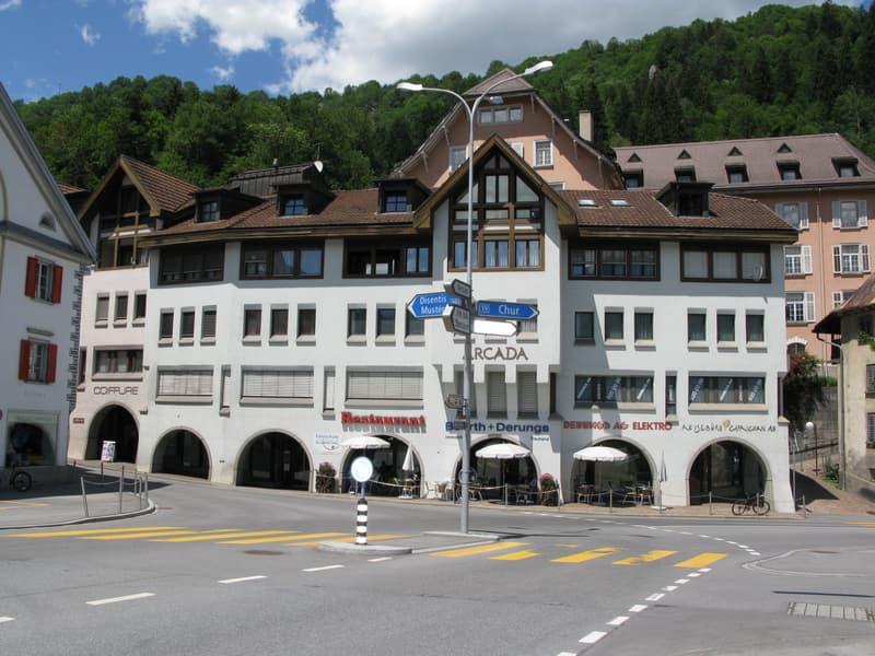 3 - Zimmer Maisonette Wohnung in Ilanz