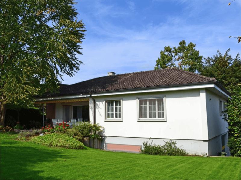 Befristet - Sonniges Einfamilienhaus mit schönem Garten!