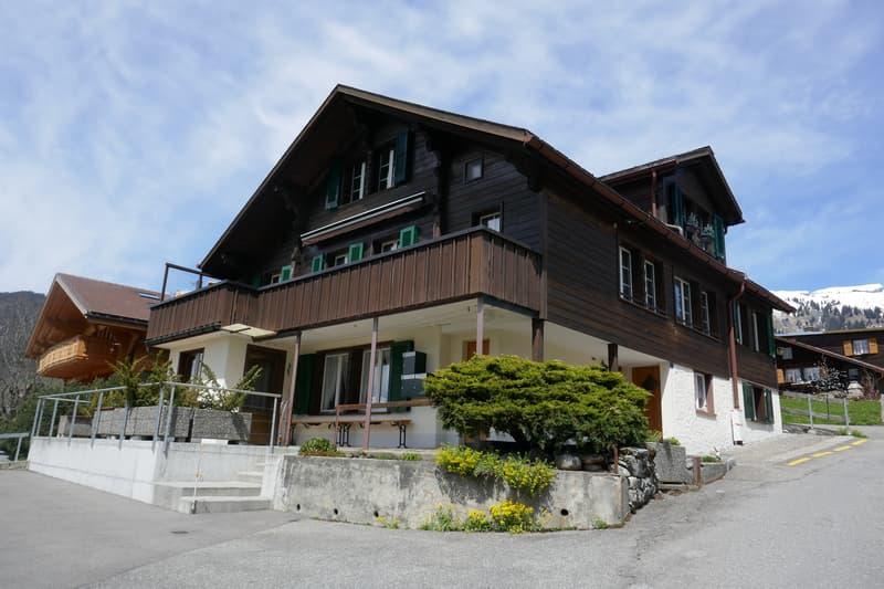 3.5-Zimmerwohnung in Grindelwald