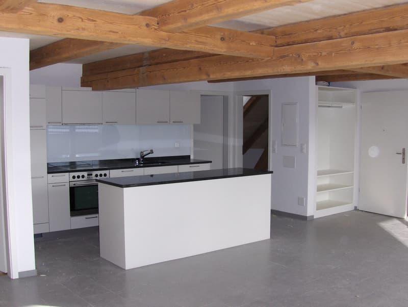 4 1/2-Zimmer-Maisonette-Dachwohnung