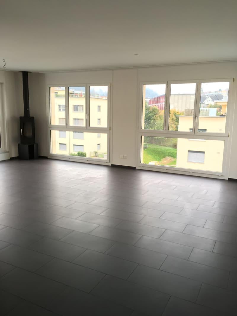 Luxuriöse 3.5 Zimmer Attika-Wohnung - In der Wohnüberbauung Diamant (2)