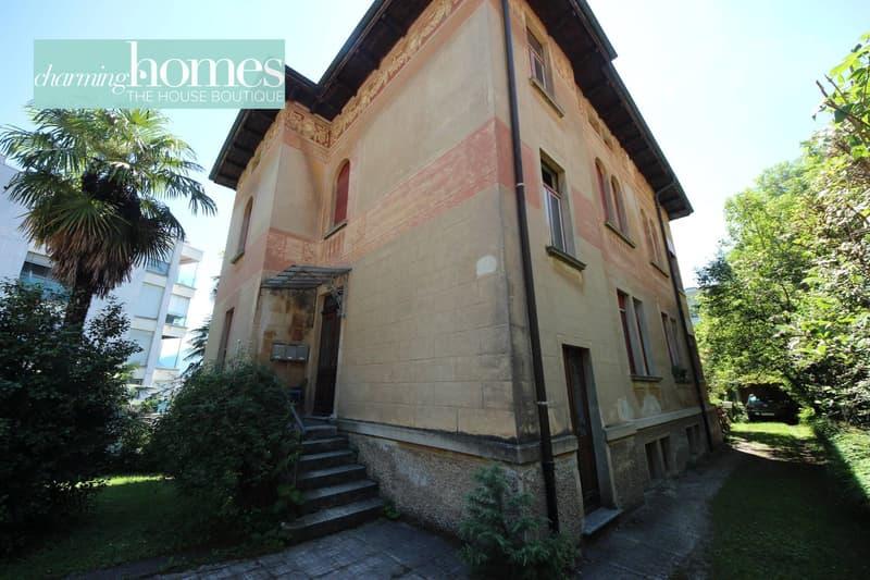 Casa plurifamiliare - Lugano