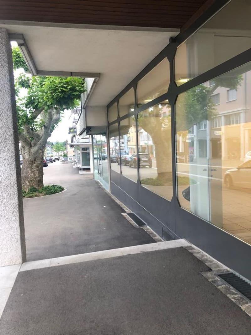 Ladenlokal mit 355 m² zu vermieten