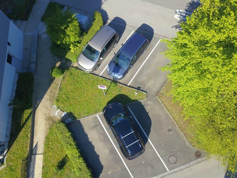 Privat-Parkplatz Nähe Badischer Bahnhof Neuhausen
