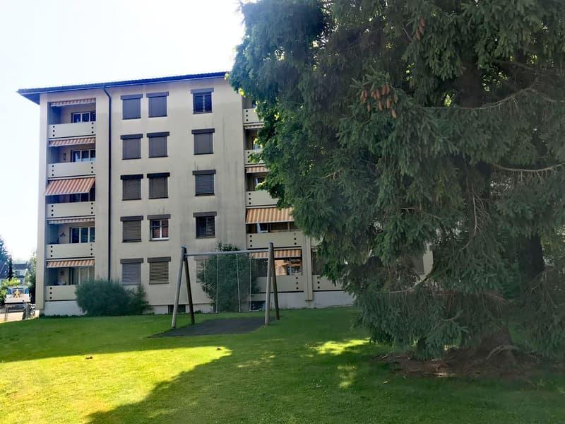 Helle, familienfreundliche Wohnung mit Balkon