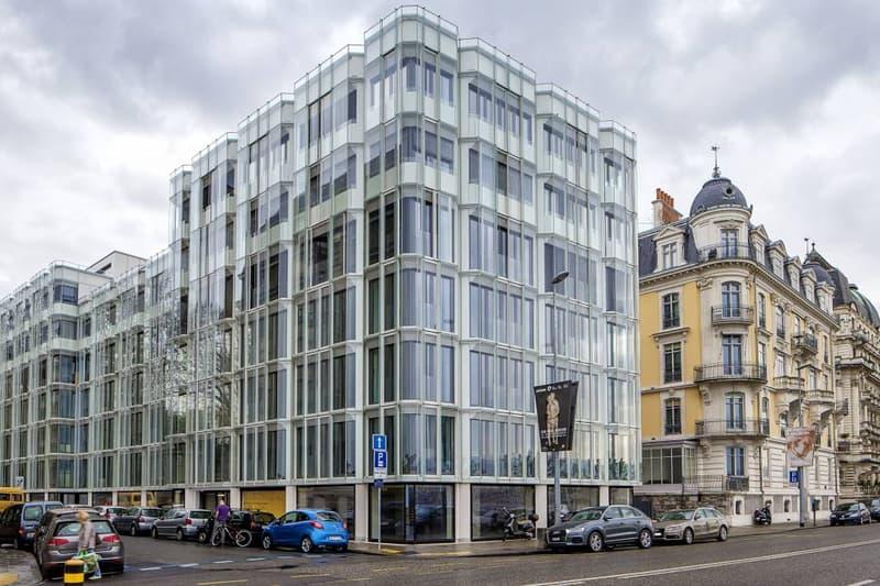 Gustave-Ador - Bureaux haut standing 500m²