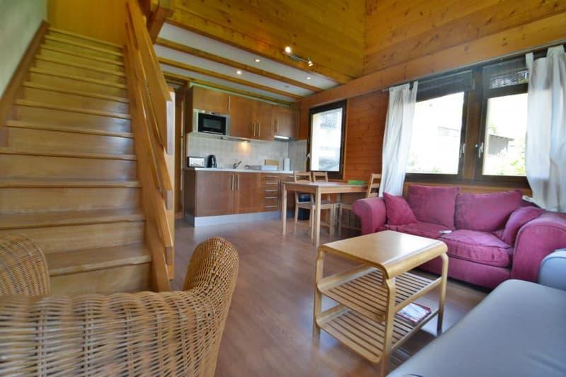 Appartement 2.5 pièces à Champoussin