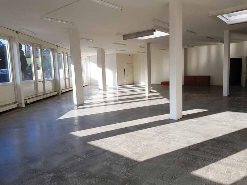 Bureaux rénovés de 215m² aux Acacias