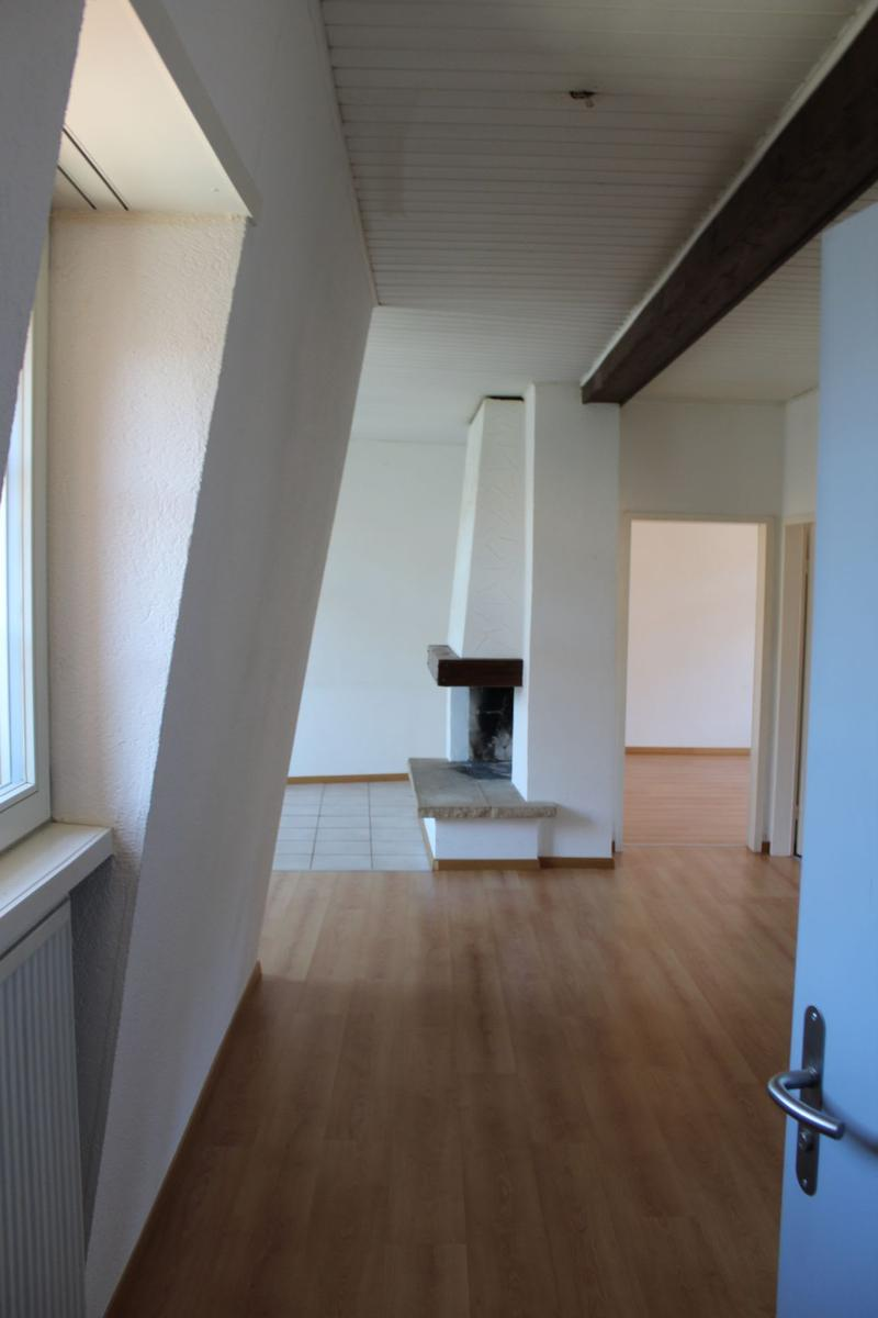 Appartement chouette avec cheminée