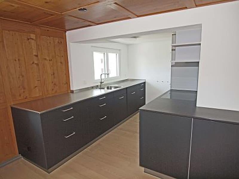 4.5-Zimmer Wohnung - nostalgisch und modern.