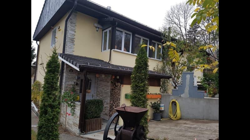 Très jolie maison individuelle