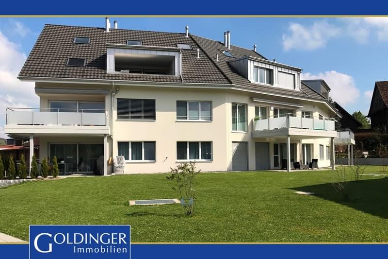 MODERNE 4.5 Zimmer-Wohnung in Niederbüren